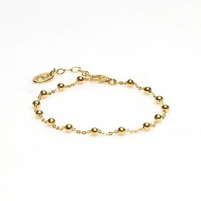 KARMA Jewelry KARMA Armband | Dots | Gold | 94021