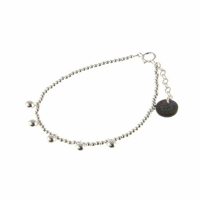 BLINCKSTAR BLINCKSTAR Armband   Sterling Zilver   Ball Drop   1802A76
