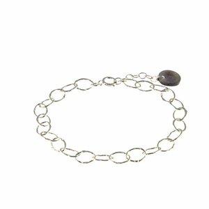 BLINCKSTAR BLINCKSTAR Armband | Sterling Zilver | Schakel
