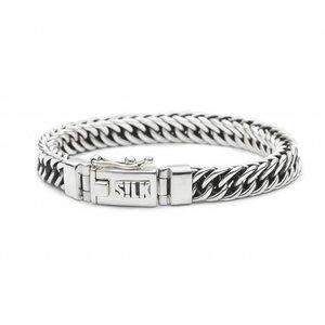 SILK Jewellery SILK Armband | 118 Armband Vishnu | Zilver | 19 cm