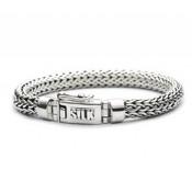 SILK Jewellery SILK Armband | 304 Armband Shiva | Zilver | 19 cm