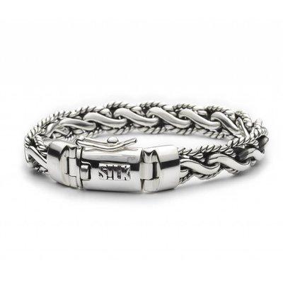 SILK Jewellery SILK Armband | 323 Armband Shiva | Zilver | 19 cm