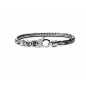 SILK Jewellery SILK Armband | 332 Armband Shiva | Zilver | 19 cm