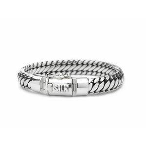 SILK Jewellery SILK Armband | 371 Armband Shiva | Zilver | 21 cm