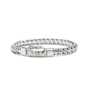 SILK Jewellery SILK Armband | 396 Armband Shiva | Zilver | 21 cm