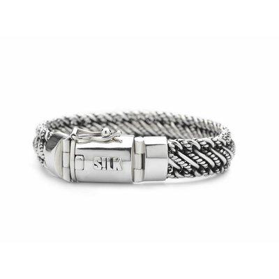 SILK Jewellery SILK Armband | 734 Armband Madonna | Zilver