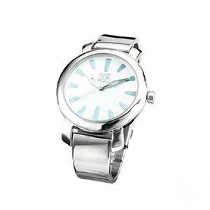 UNOde50 UNOde50 Horloge | COUNTDOWN | WIT | ZILVER | UNISEX