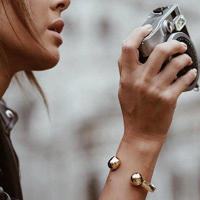 UNOde50 UNOde50 Armband | ZEN | GOUD | PUL0467ORO0000M