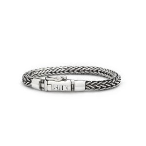SILK Jewellery SILK Armband | 164 Armband Roots | Zilver | FW18 | 19 cm