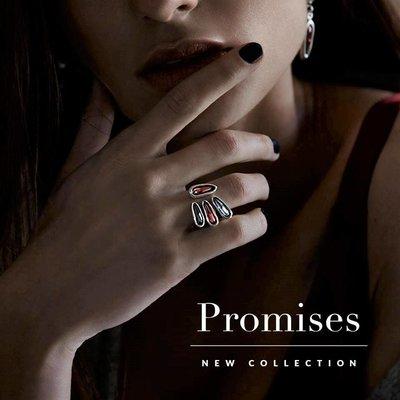 UNOde50 UNOde50 Ring | YOU & ME | Zilver | Kristal | Rose & Grijs | FW18 | ANI0564RSAGRS