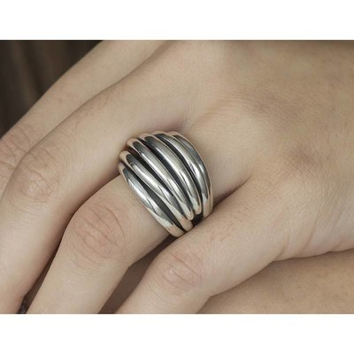 GATZ GATZ Ring | FOUR SEASONS | Zilver | 1106A