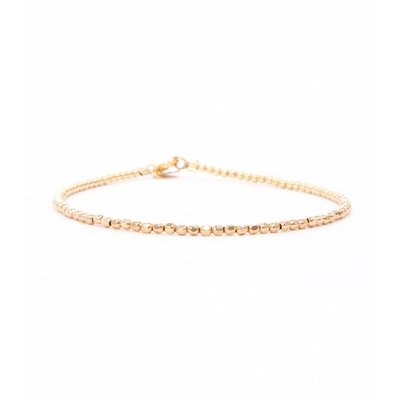 MIAB Jewels MIAB Armband | Goud | Facet | 14k Gold Filled