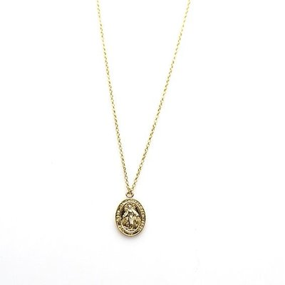 KARMA Jewelry KARMA Ketting | MARIA | GOLD | T100-COL-GP