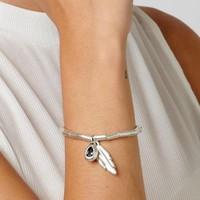 UNOde50 UNOde50 Armband | PLUCKED | ZILVER | GRIJS | FW18