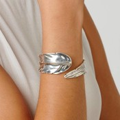 UNOde50 UNOde50 Armband | FEATHER | ZILVER | FW18 | PUL1782MTL0000M