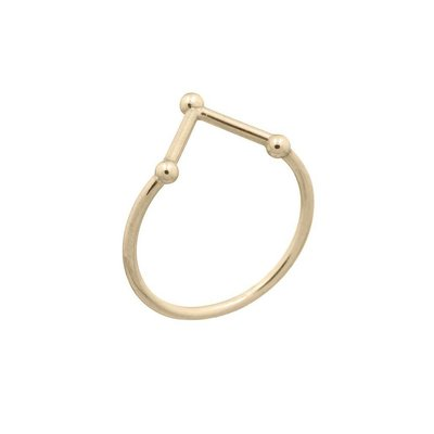 MIAB Jewels MIAB Ring | Goud | Three Points