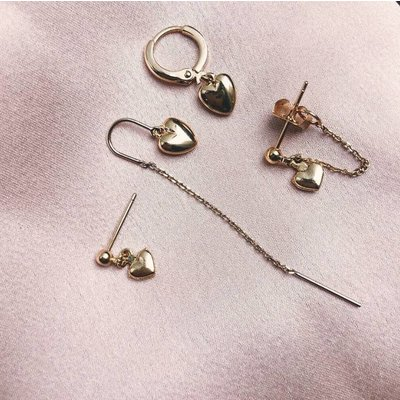 BY NOUCK BY NOUCK Earring | LOVE GOLD