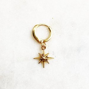 BY NOUCK BY NOUCK Earrings | NORTHSTAR | GOLD