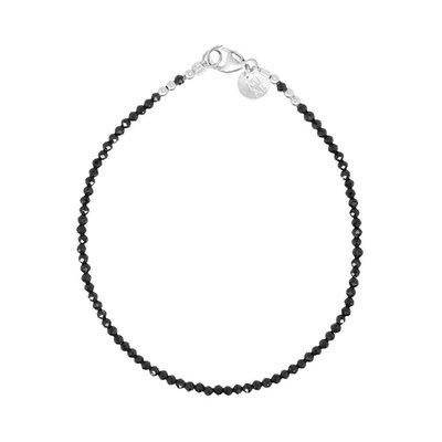 MIAB Jewels MIAB Armband | Sterling Zilver | All Black