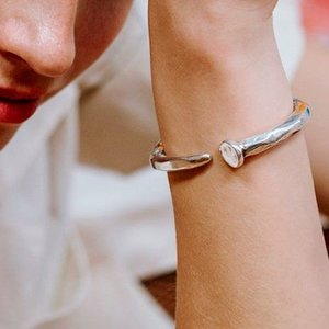 UNOde50 UNOde50 Armband | NAIL | ZILVER | SS19