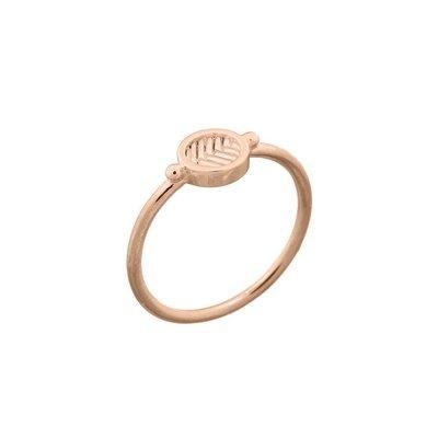 MIAB Jewels MIAB Ring | Rose Goud | Fishbone
