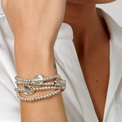 UNOde50 UNOde50 Armband - A BEAUTIFUL MIND | PUL0854MTLMAR0M