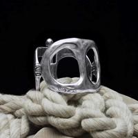 UNOde50 UNOde50 Armband | MOORINGS | ZILVER | SS19