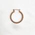 BY NOUCK BY NOUCK Earrings | TWISTED HOOPS | GOLD