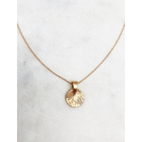 BY NOUCK BY NOUCK Choker | Vintage Coin | Gold