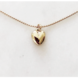 BY NOUCK BY NOUCK Necklace | Sweetheart | Gold