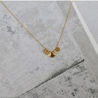 MIAB Jewels MIAB Ketting | Goud | 7 Rounds