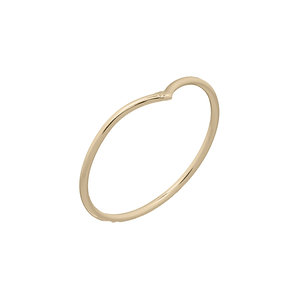 MIAB Jewels MIAB Ring | Goud | V Shape