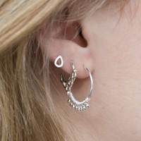 MIAB Jewels MIAB Oorbellen | Zilver | Twiddle