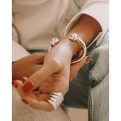 UNOde50 UNOde50 Armband | ZEN | ZILVER | PUL0467MTL000