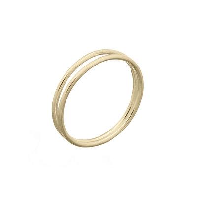 MIAB Jewels MIAB Ring | Goud | Dual