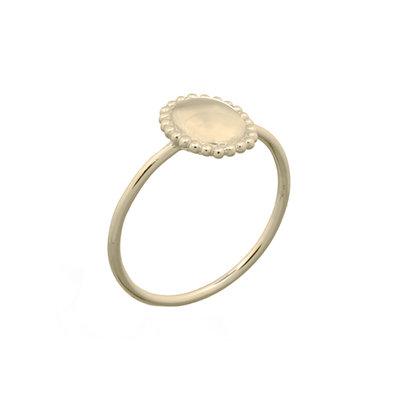 MIAB Jewels MIAB Ring | Goud | Classy Oval