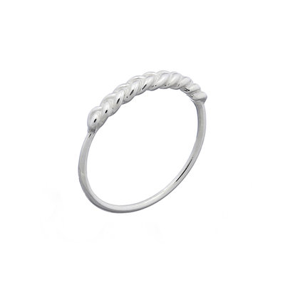 MIAB Jewels MIAB Ring | Zilver | Braided