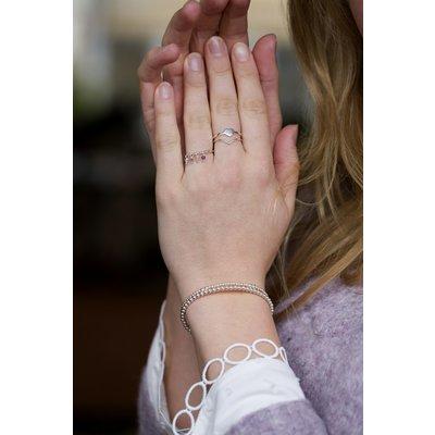 MIAB Jewels MIAB Ring | Zilver | V Shape