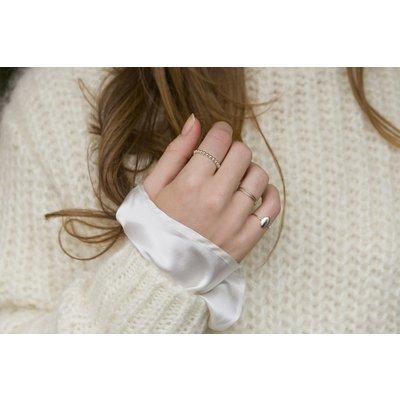 MIAB Jewels MIAB Ring | Rose Goud | Dual