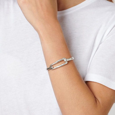 UNOde50 UNOde50 Armband | TIED | ZILVER | SS19 | PUL1721MTL000