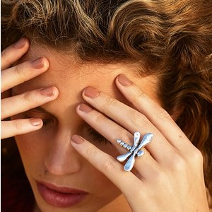 UNOde50 UNOde50 Ring | MY DRAGON-FLY | LIBELLE| FW18