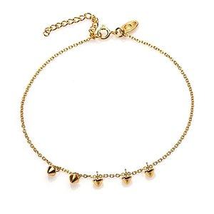 KARMA Jewelry KARMA Enkelbandje | Mini Cone