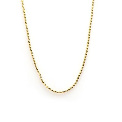 KARMA Jewelry KARMA Ketting | TINY DOTS | Goud | T154