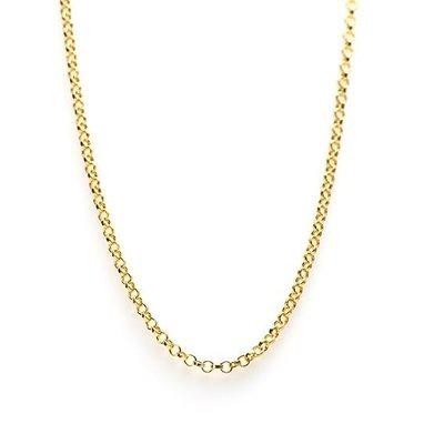 KARMA Jewelry KARMA Ketting   ROUND    Goud   T160