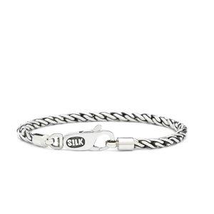 SILK Jewellery SILK Armband | 172 Armband Breeze | Zilver