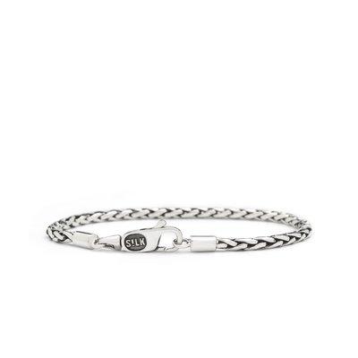 SILK Jewellery SILK Armband | 149 Armband Fox | Zilver