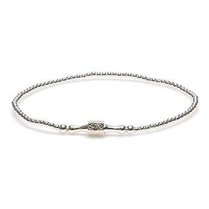 KARMA Jewelry KARMA Armband | XS Balistyle Silver | Logo Bead |  92377