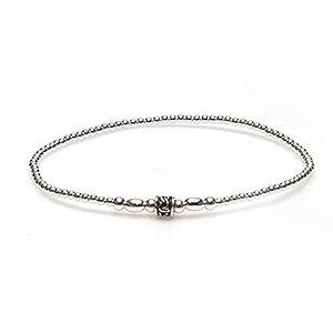 KARMA Jewelry KARMA Armband | XS Balistyle Silver | Logo Bead |  92370