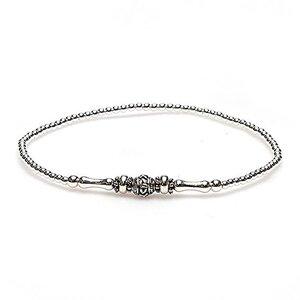 KARMA Jewelry KARMA Armband | XS Balistyle Silver | Logo Bead |  92349