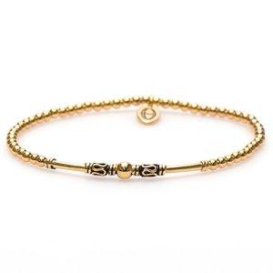 KARMA Jewelry KARMA Armband | XS Balistyle Goud | Logo Bead |  92245GP